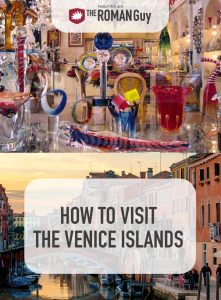You can't leave Venice before visiting its beautiful islands. Keep reading for the perfect Murano & Burano itinerary and more! The Roman Guy Italy Tours