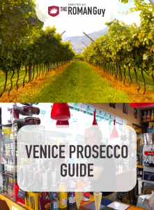 Learn everything you need to know about Venice most famous drink, Prosecco! The Roman Guy Italy Tours