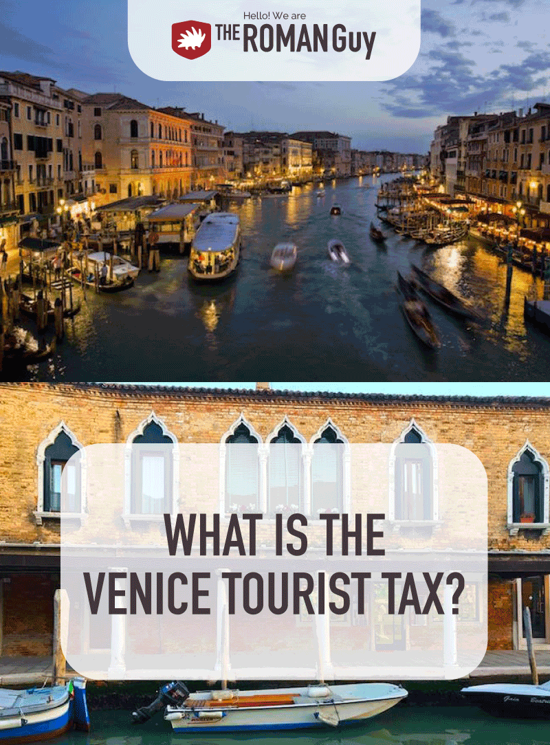 With an influx of nearly 30 million tourists visiting the fairytale island of Venice each year, the city has reached maximum capacity which will now require tourists to fork over a couple extra euros in order to experience Venice's undoubtable beauty first-hand. The Venice tourist tax may not be what your wallet wants, but city officials deem it necessary for the city's upkeep   The Roman Guy Italy Tours