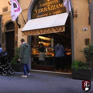 Cantinetta dei Verrazzano restaurant in Florence, Italy