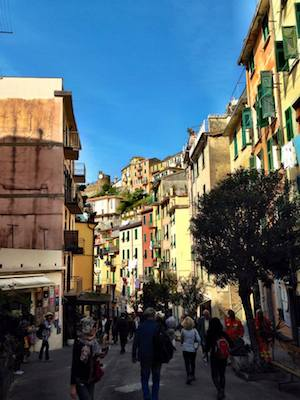 Cinque Terre on a Budget - Colorful buildings