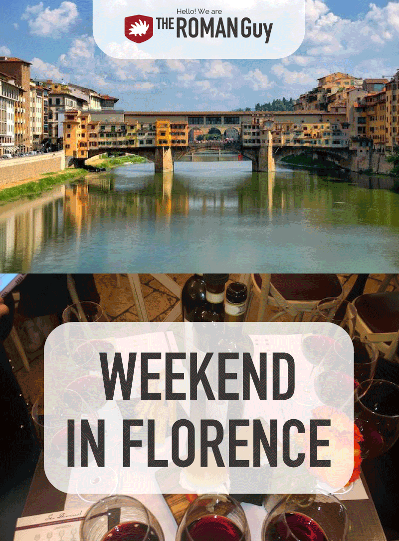 This guide will provide you first-timers with a three-day plan for a weekend in Florence.