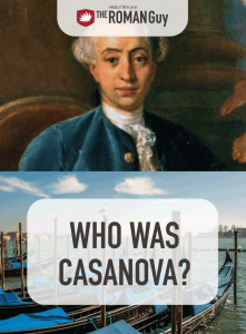 Who was the most famous and controversial heartthrob in Venice?! Read this article to learn some interesting facts about the infamous Casanova!