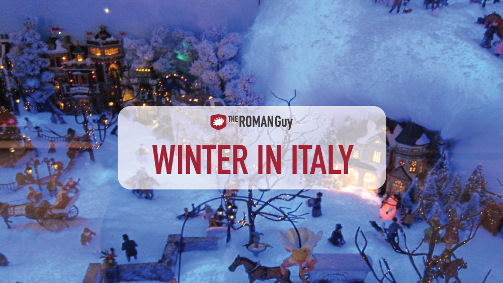 How to Prepare for Italy in Winter